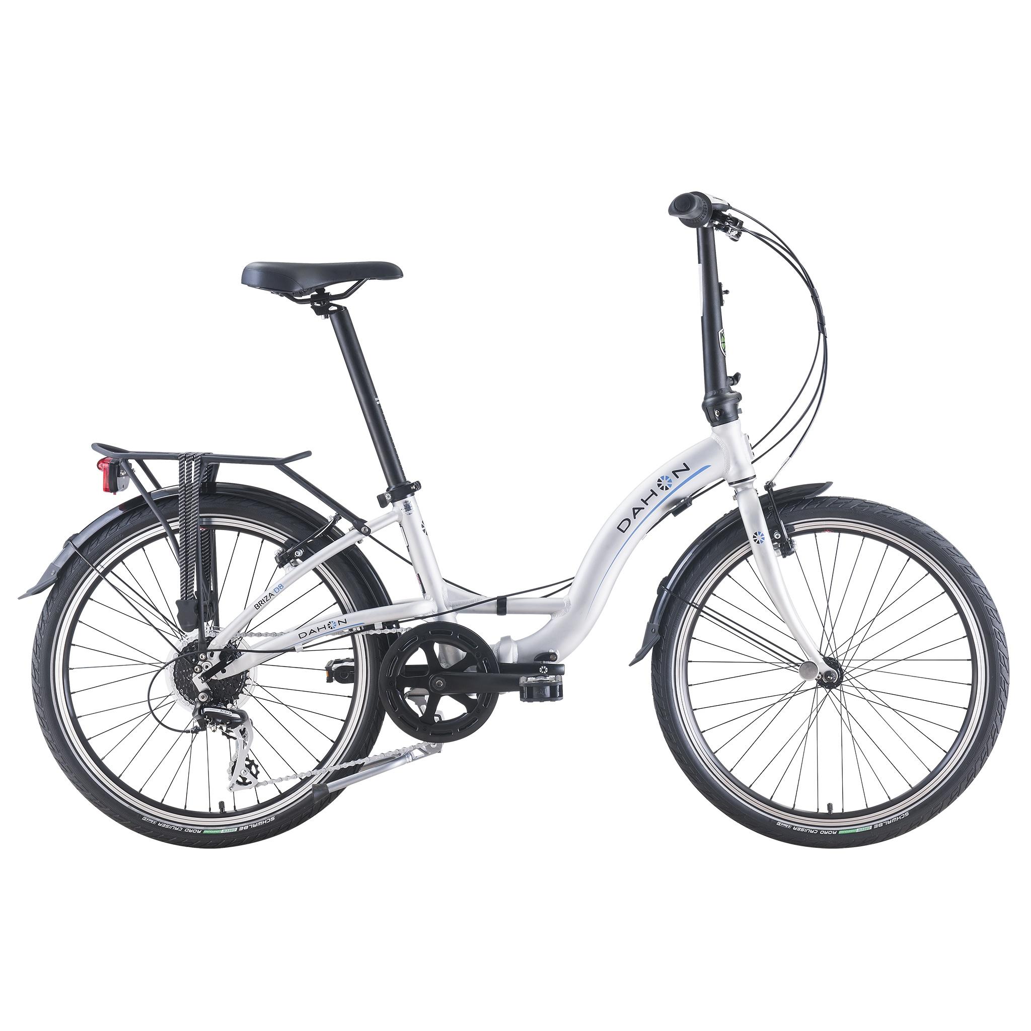 Bicicletă de damă si pliabila Dahon Briza D8