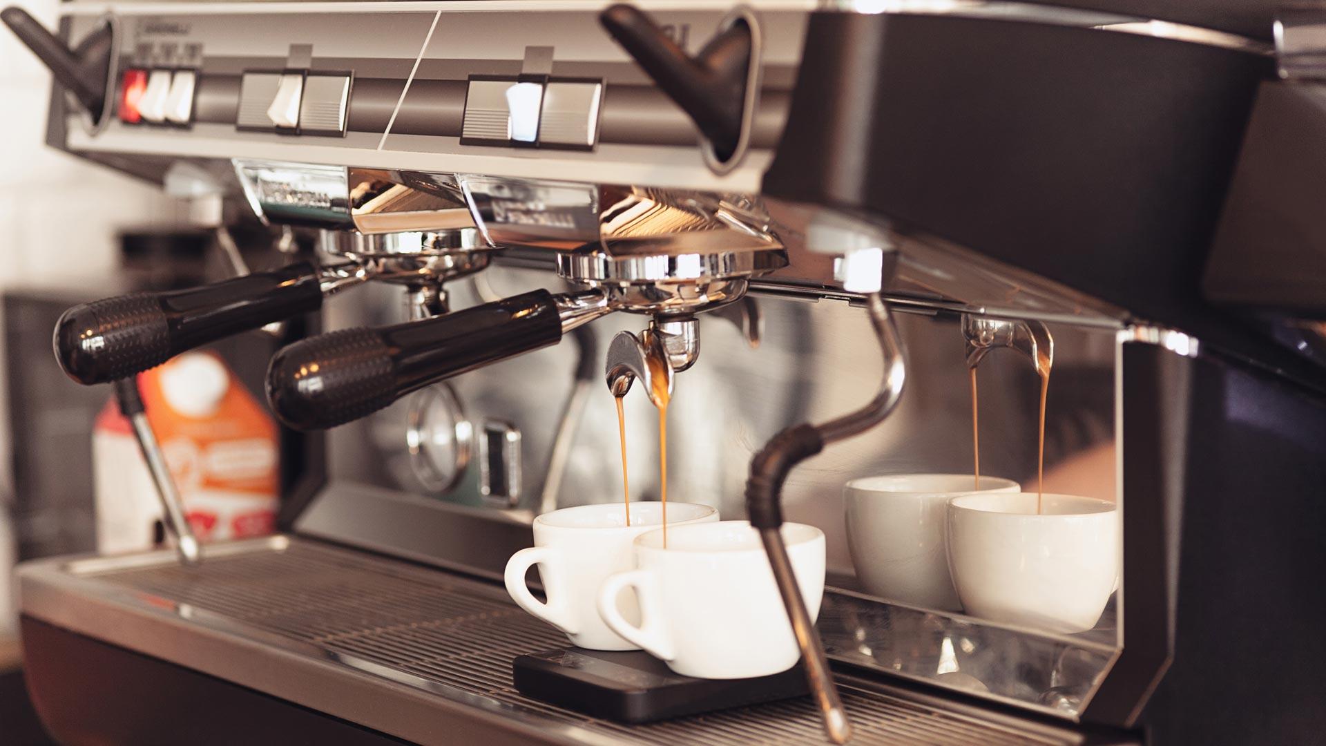 Espressor Sanremo pentru cafea boabe