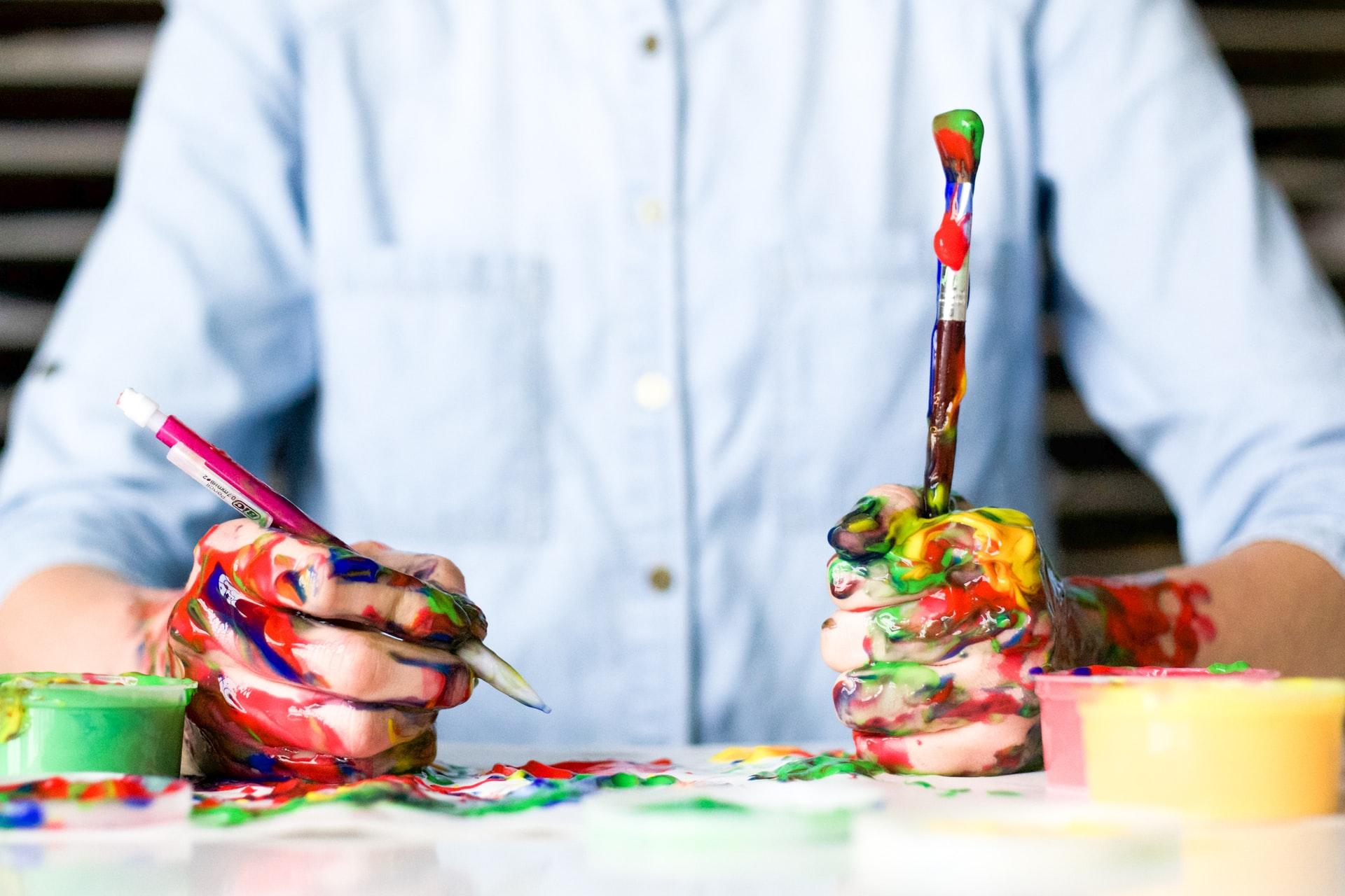 Ce alegem: pictură în ulei, acuarelă, culori acrilice sau tempera?