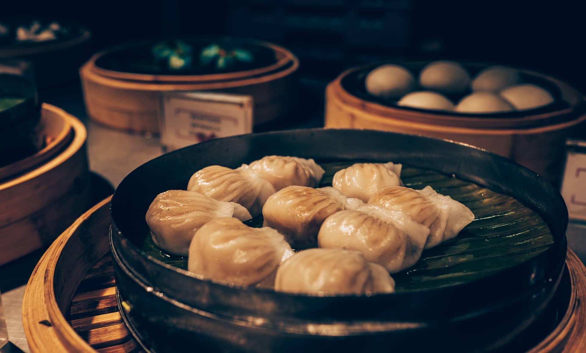 Mâncarea chinezească - Galuste chinezesti Jiaozi
